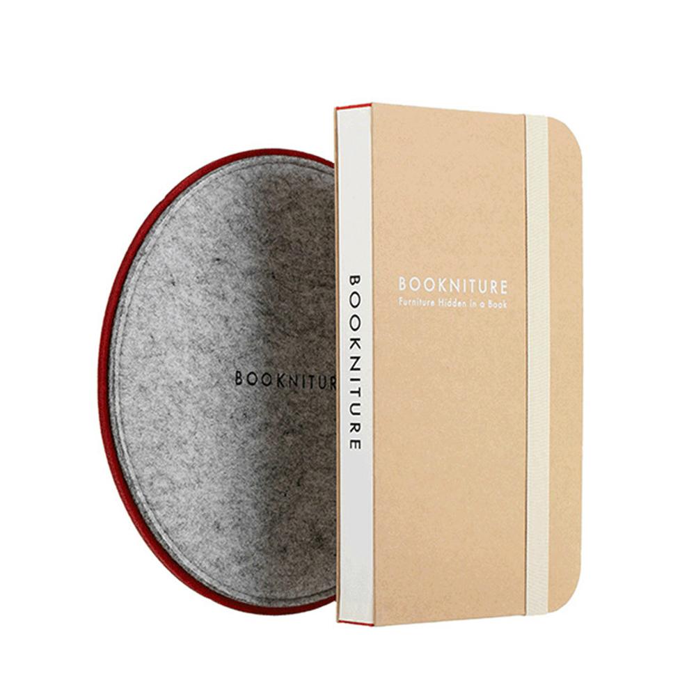 Bookniture|移動傢具-卡其色