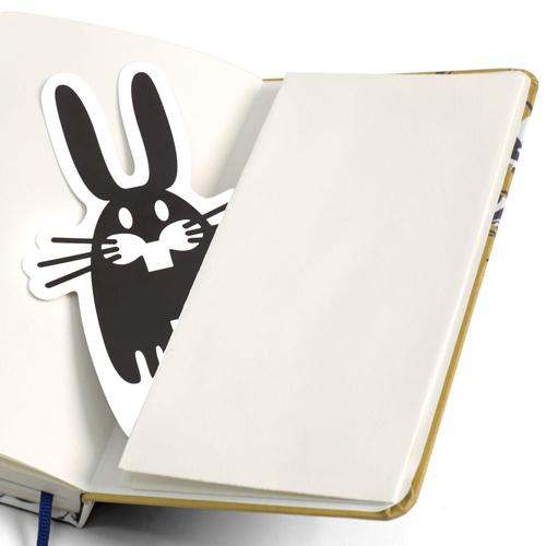 FASHIONARY Peter Jensen聯名筆記本-Polka Bee /A6 (橫條紋)