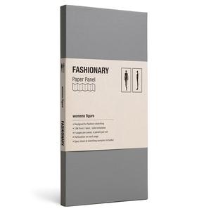 FASHIONARY|樣板卡/ 女版/ 身形