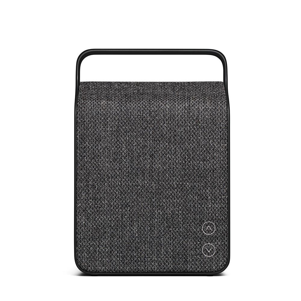 Vifa|精品藍芽無線音響-OSLO奧斯陸系列(炭灰)