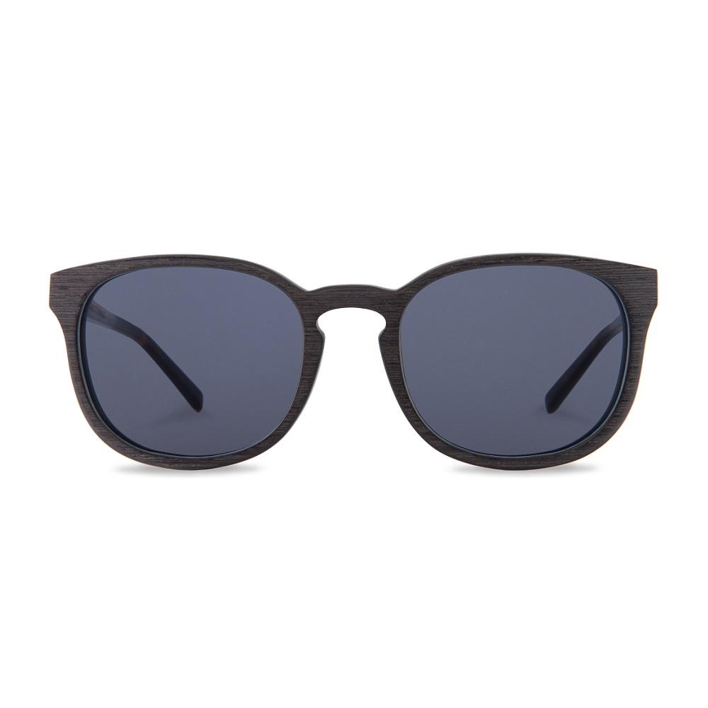 KERBHOLZ|原木太陽眼鏡 Alfons-黑木