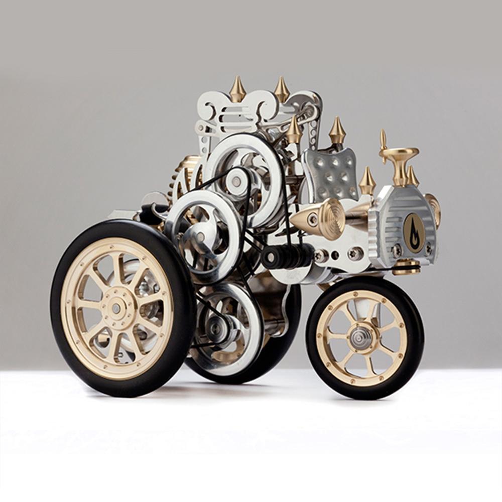 Boehm|德國工藝模型-The Stirling Car A1 (卡爾賓士-組裝版)