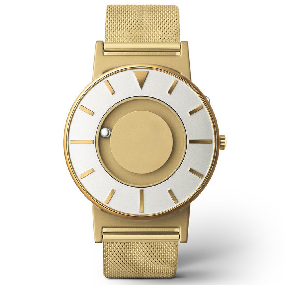 EONE | Bradley 觸感腕錶 金色系列- 尊貴金