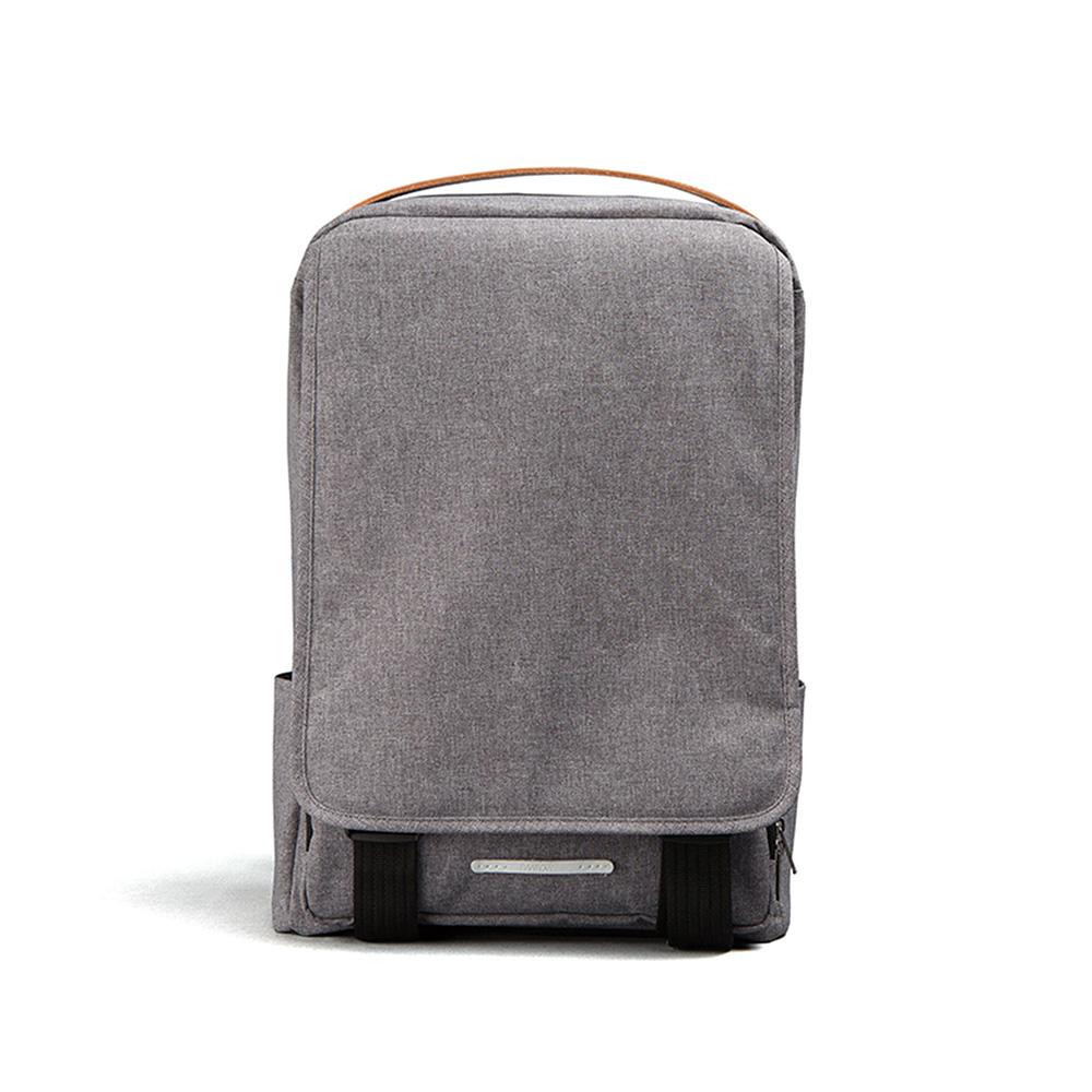 RAWROW|迷霧系列-方型扣環筆電後背包-霧灰-RBP310GY