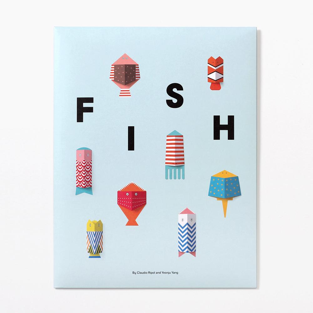 Thames & Hudson | 趣味玩具書-FISH
