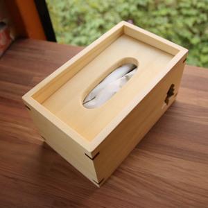 HappyWood|原木小樹衛生紙盒