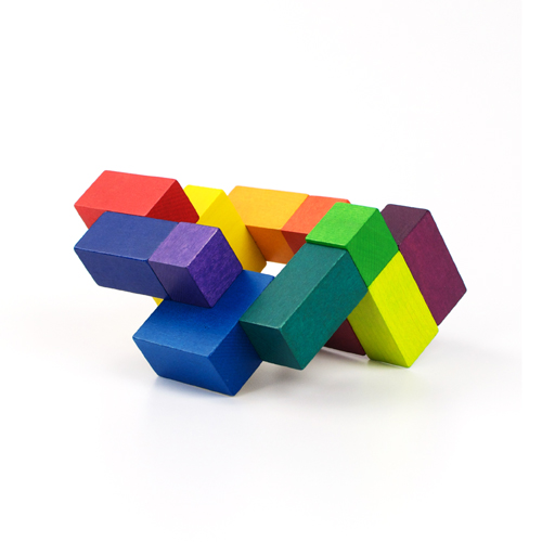 playableART|Cube藝智彩色方塊