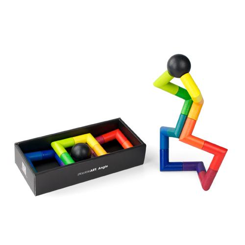 playableART|Angle直角連接木