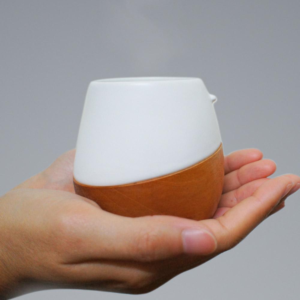 cozythink|鳥巢杯 WarmBi(白鷺)