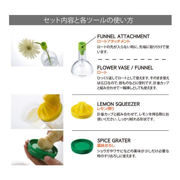 日本品牌【AKEBONO/曙產業】八合一廚房法寶瓶 KC-922