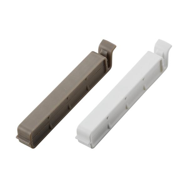 曙產業   塑膠袋密封夾10入組 ST-3013