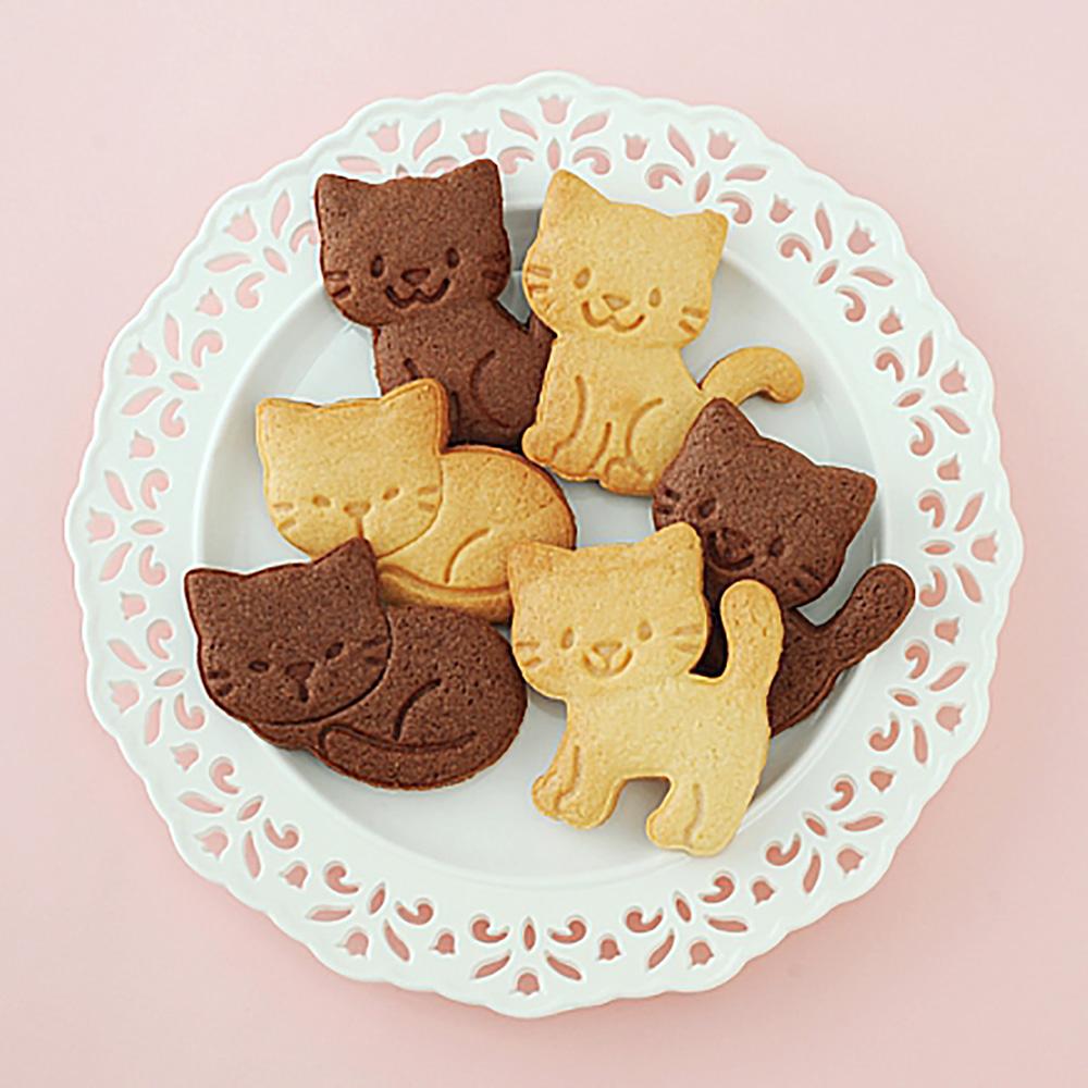 Arnest   貓咪餅乾模