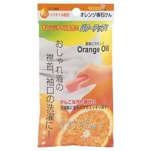 不動化學   橘子衣領去汙棒 100g