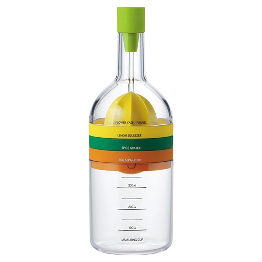 曙產業 | 五合一廚房法寶瓶 KC-923