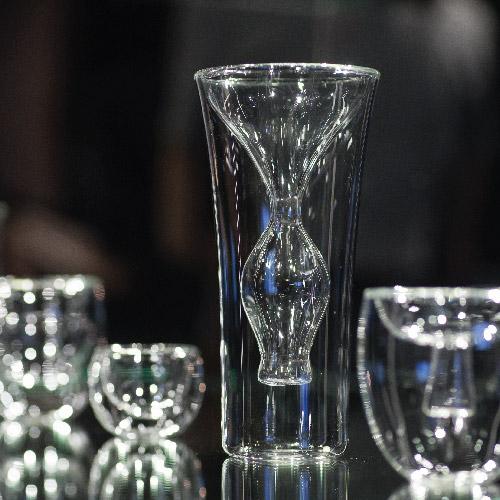 studio KDSZ|裏-外 雙層玻璃杯系列(一套)