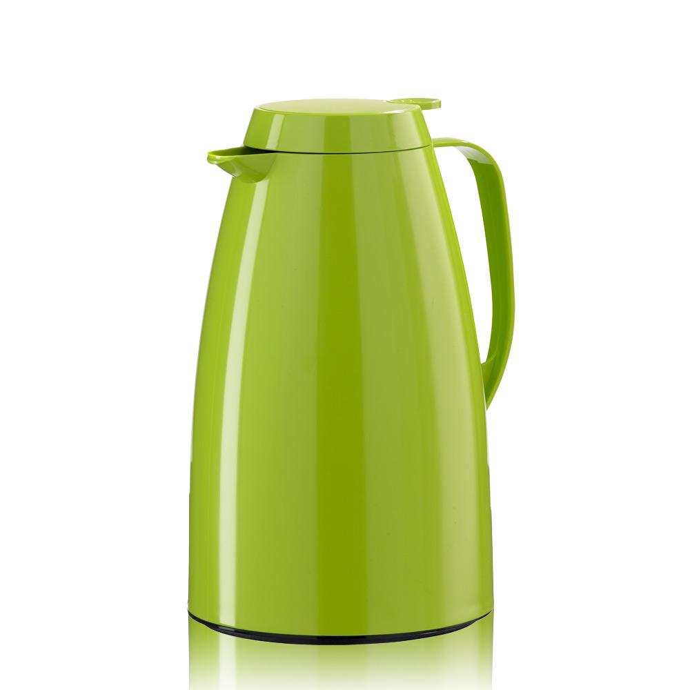 德國EMSA 頂級真空保溫壺 巧手壺系列BASIC (保固5年) 1.5L 原野綠