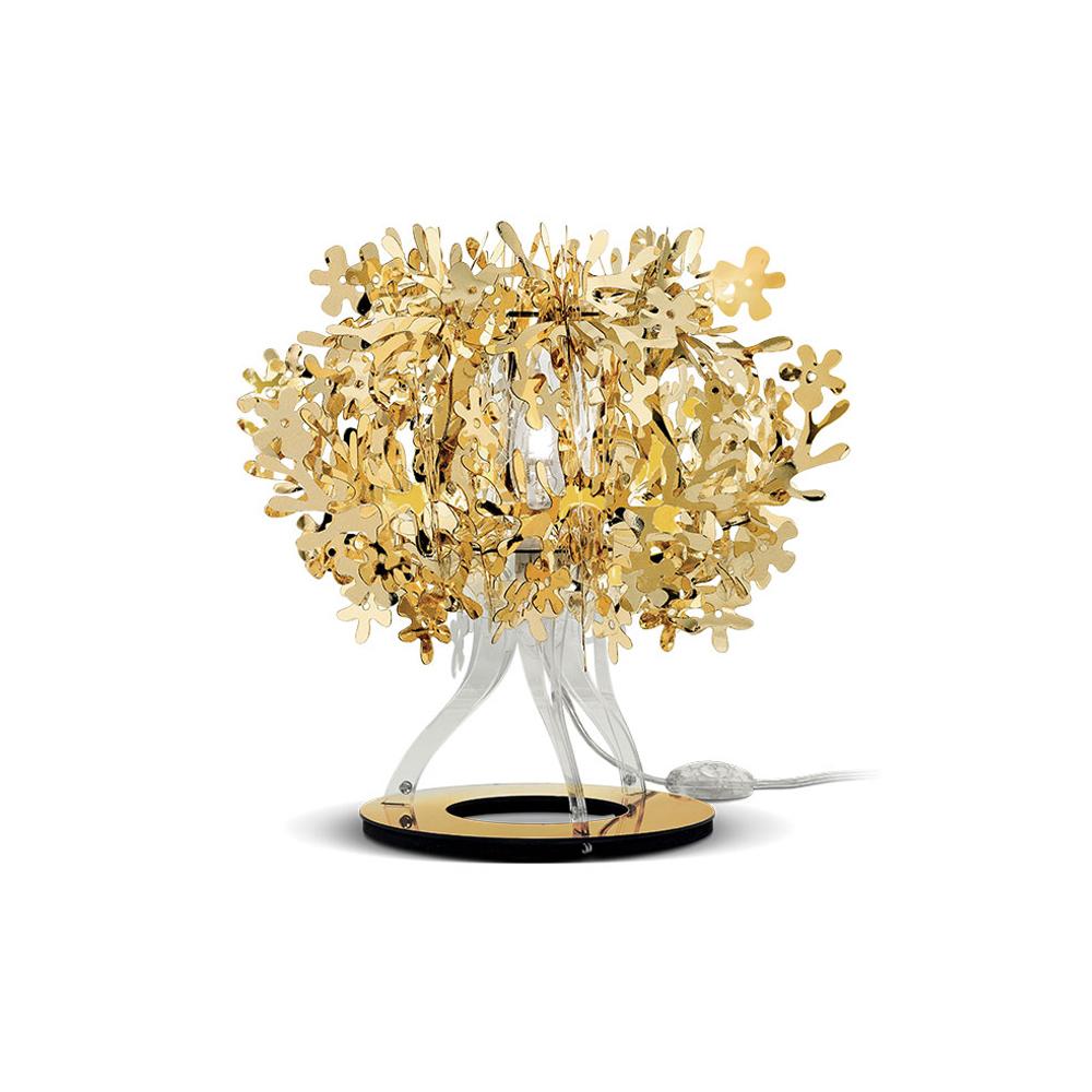 SLAMP|FIORELLINA 桌燈(金)