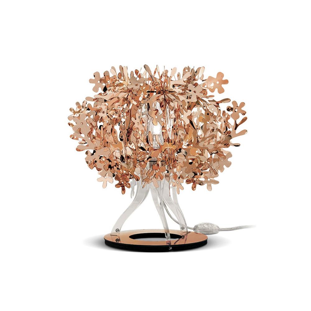 SLAMP|FIORELLINA 桌燈(玫瑰金)