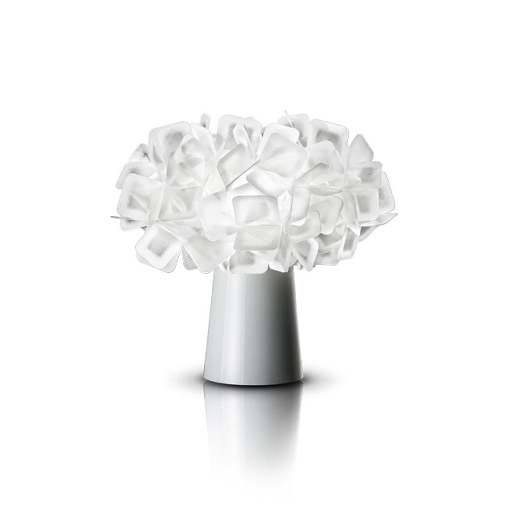 SLAMP|CLIZIA TABLE 造型桌燈(白)