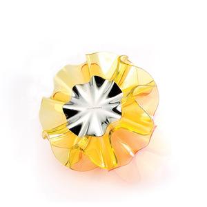 QisDESIGN|LED桌燈-Flamenca 花舞(橘)