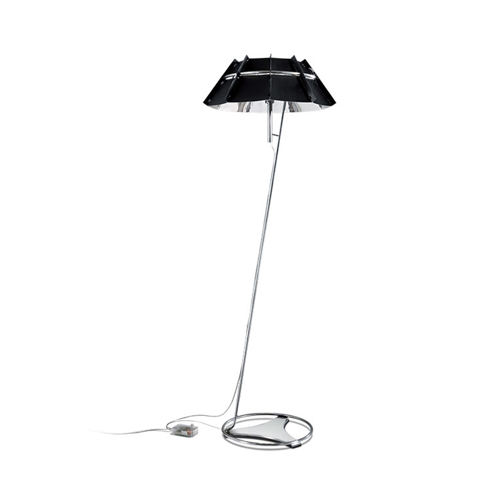 SLAMP|CHAPEAU FLOOR 立燈(黑)