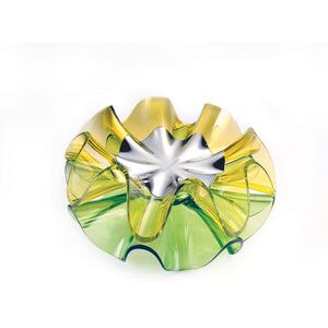 QisDESIGN|LED桌燈-Flamenca 花舞(綠)