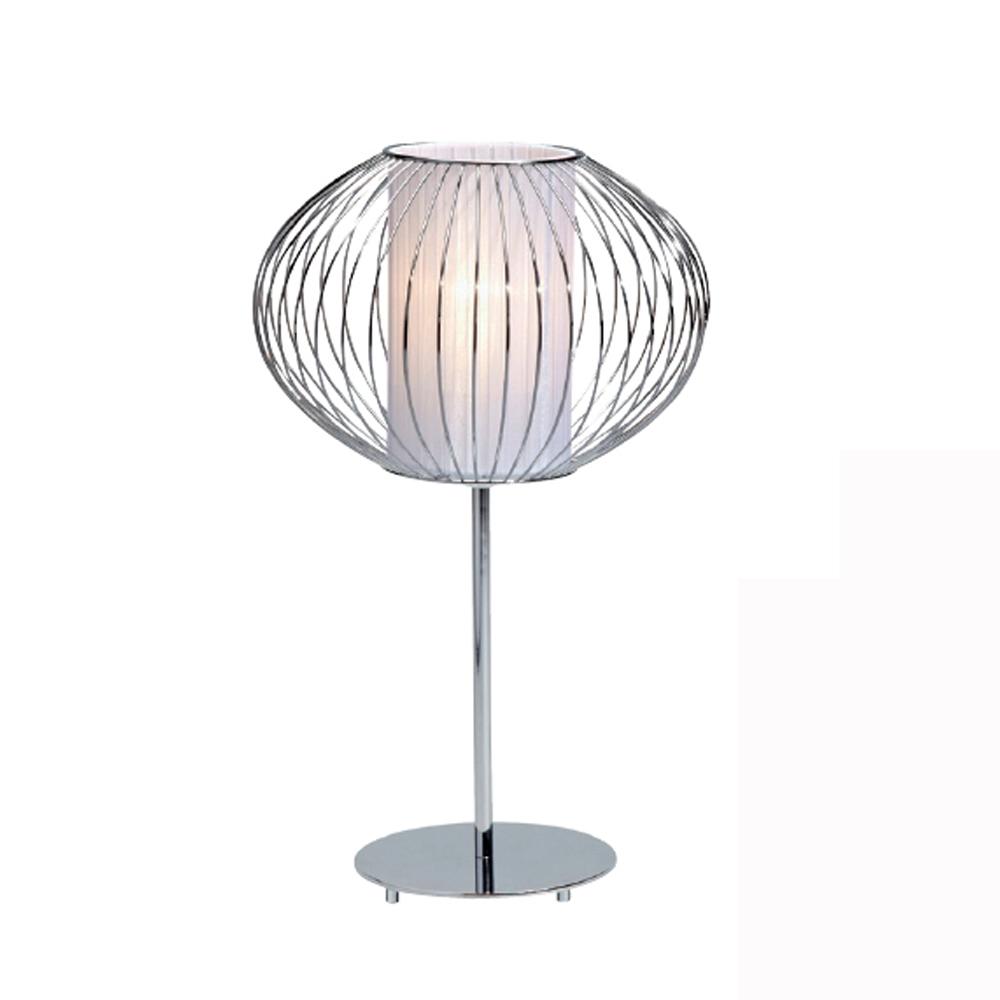 MARKSLOJD|BODAFORS  鳥籠桌燈(白色)