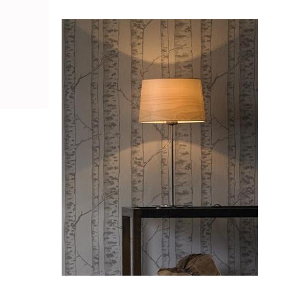 MARKSLOJD|HUNTSVILLE 淺色木紋燈罩桌燈(MG-104377)