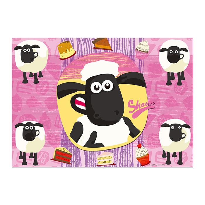 YOSHI850|笑笑羊正版授權:無框畫60×60/50×70cm【3款圖】