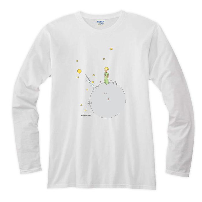 (複製)YOSHI850 小王子電影版授權【夕陽】長袖T-shirt