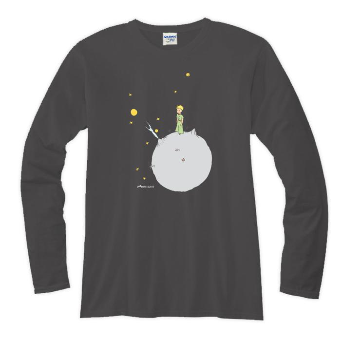 (複製)YOSHI850|小王子電影版授權【夕陽】長袖T-shirt