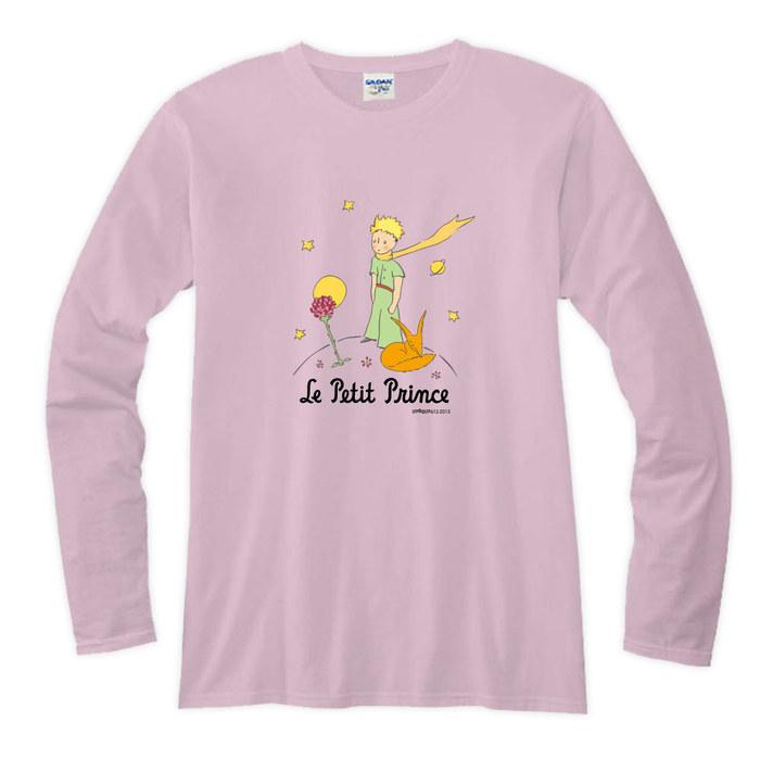 (複製)YOSHI850|小王子電影版授權【04 奇怪的大人們】長袖T-shirt (修身/中性)7種顏色