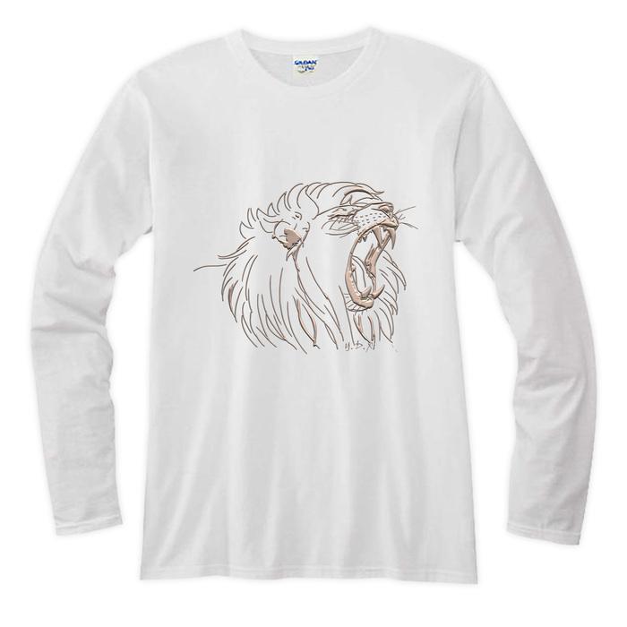 (複製)YOSHI850|Moomin嚕嚕米正版授權【08】長袖T-shirt (修身/中性)紅色