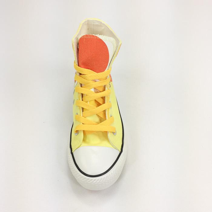 (複製)YOSHI850|Moomin嚕嚕米正版授權:帆布鞋【17黑鞋黑帶】