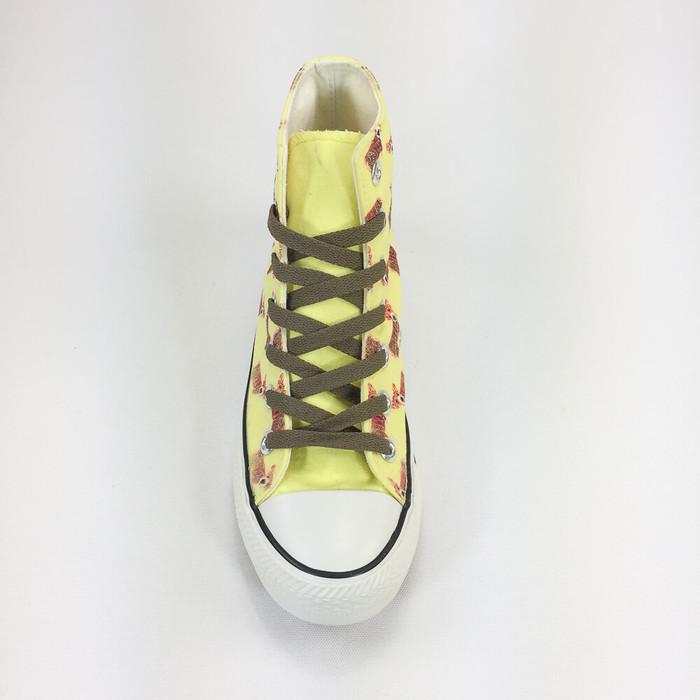 (複製)YOSHI850|新創設計師-人人商行The Dog:帆布鞋【01 藍鞋白帶】