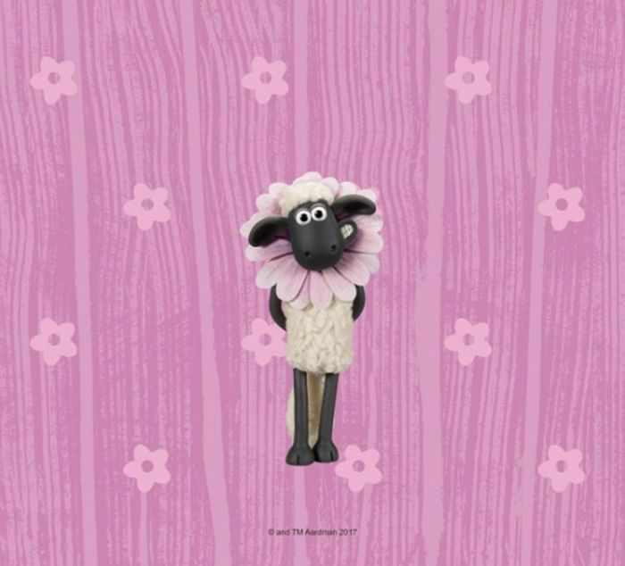 YOSHI850|笑笑羊正版授權:木紋蓋保溫瓶(大-500ml)【01 粉紅】