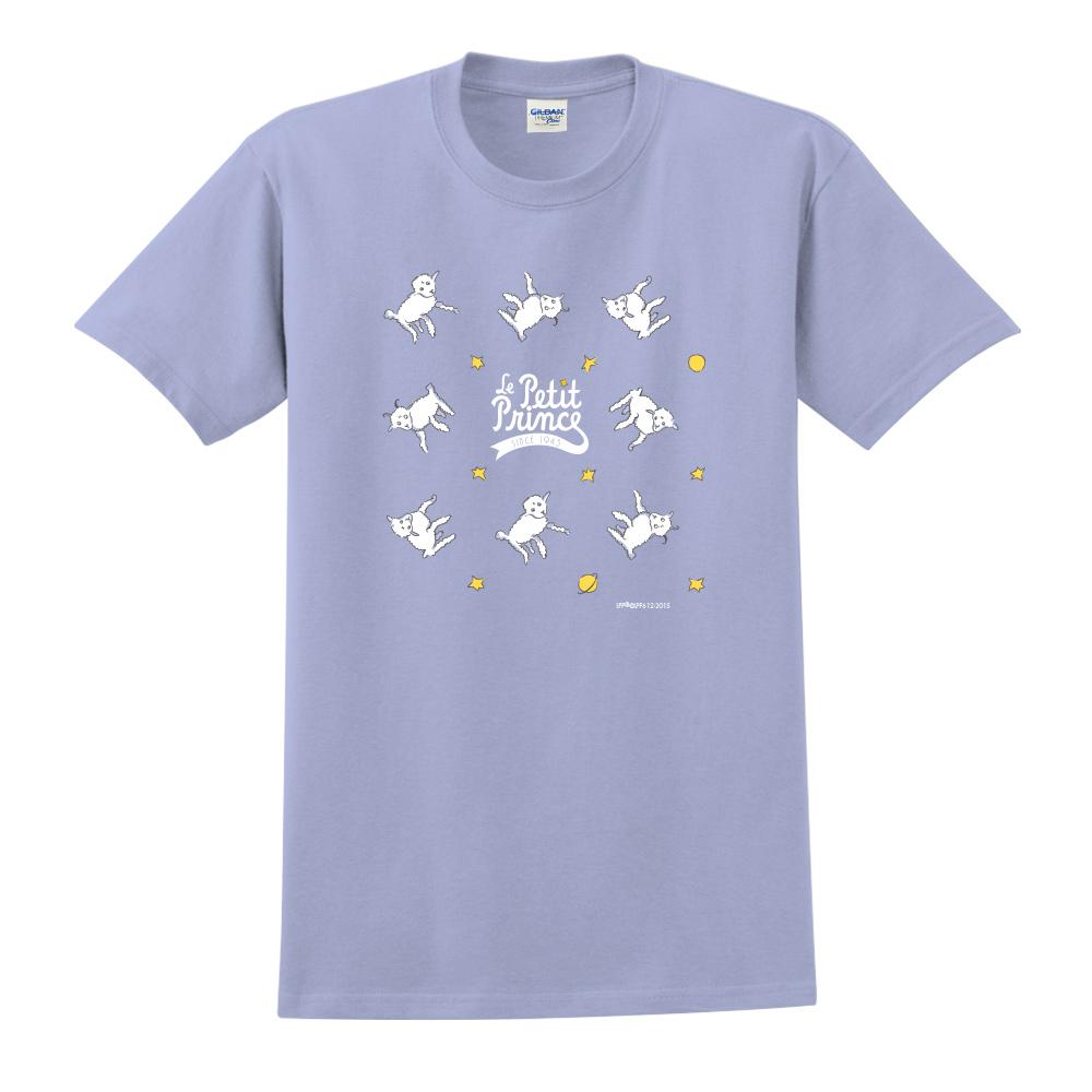 YOSHI850|小王子經典版授權【綿羊】短袖中性T-shirt (粉紅)