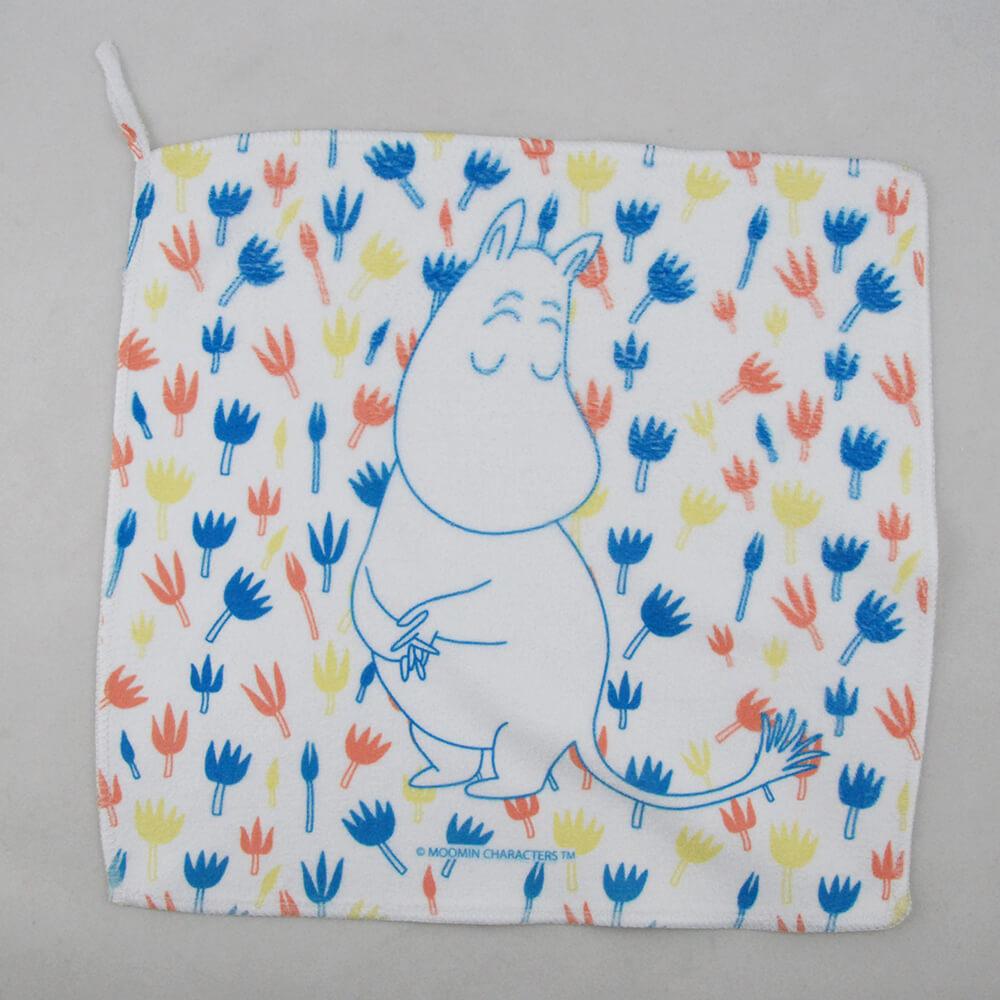 YOSHI850|嚕嚕米正版授權-擦手巾 【Moomin精靈】