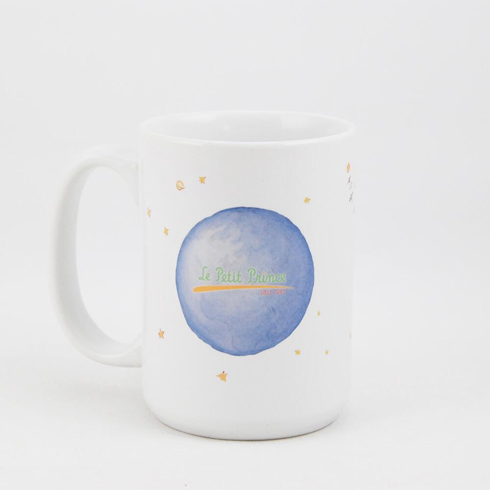 YOSHI850|小王子經典版授權-牛奶杯【帶我去旅行】