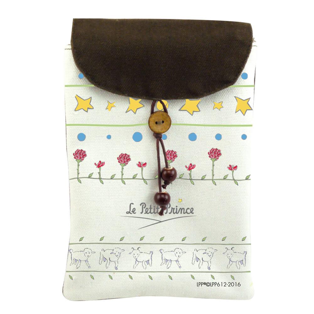 YOSHI850|小王子經典版授權:手機袋【小王子樂章】(肩背)