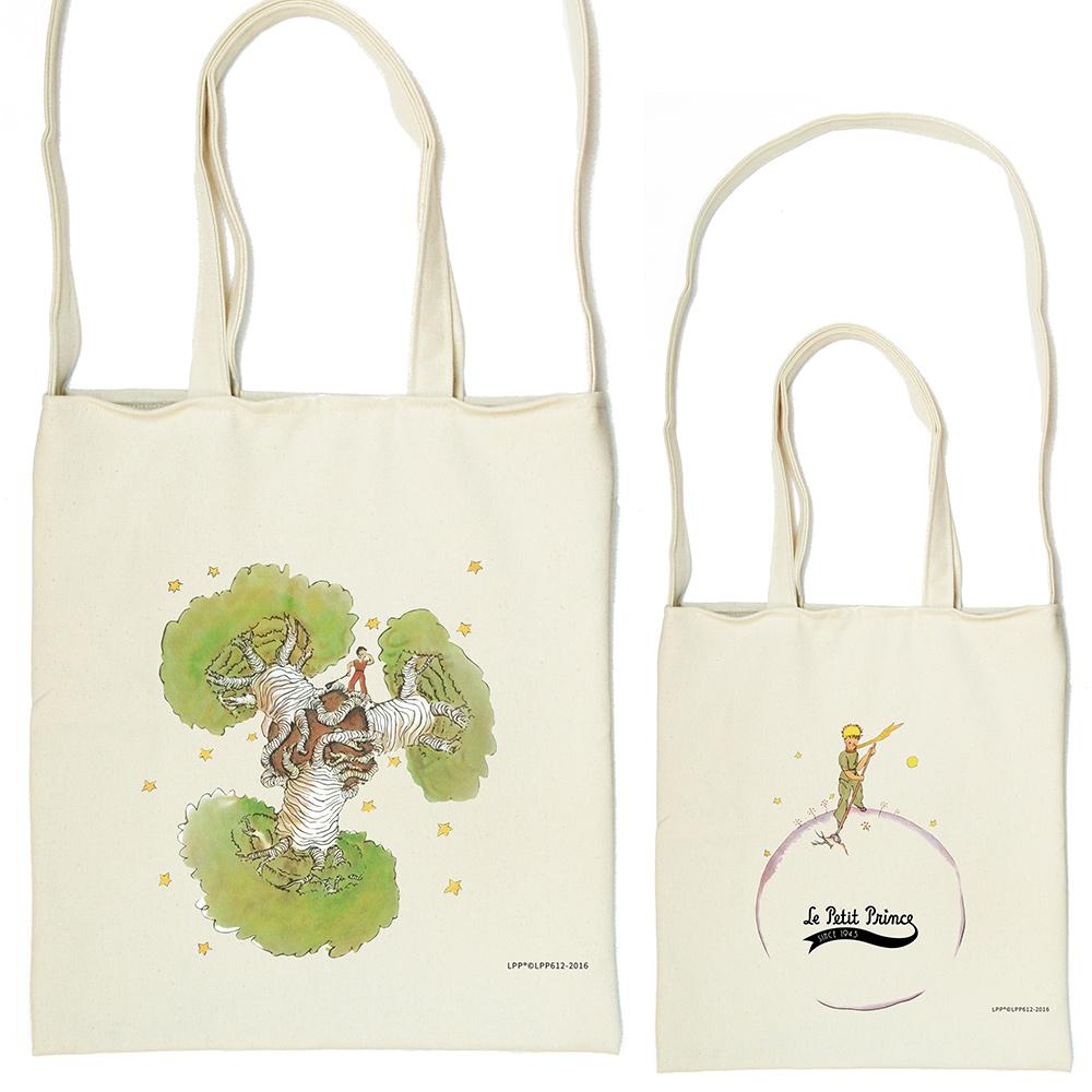 YOSHI850|小王子經典版授權系列:斜背包【猢猻麵包樹】