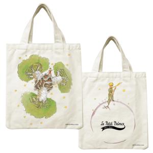 YOSHI850|小王子經典版授權系列:小帆布包【猢猻麵包樹】