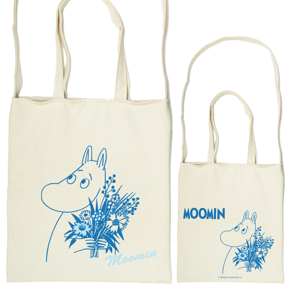 YOSHI850 Moomin嚕嚕米正版授權:斜背包【Moomin】