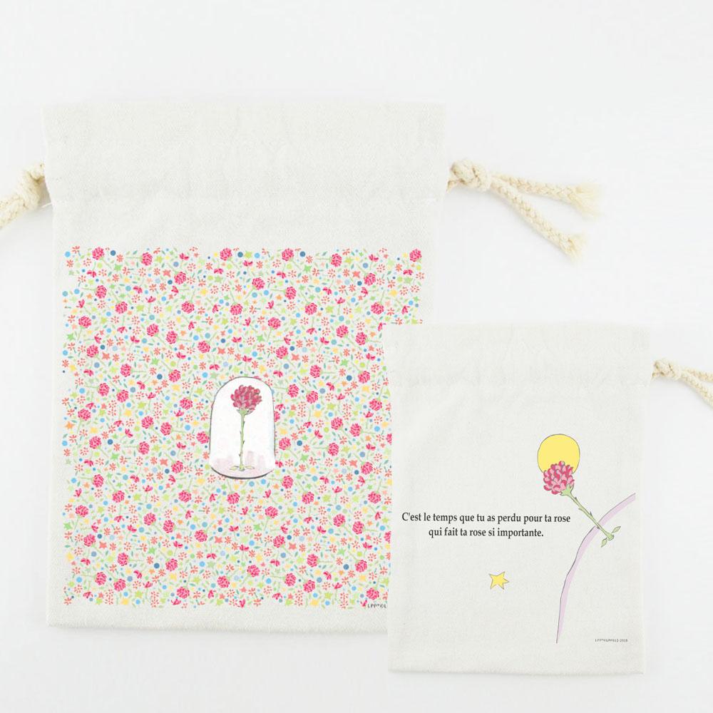 YOSHI850 小王子經典版授權:束口袋(大)【10款】
