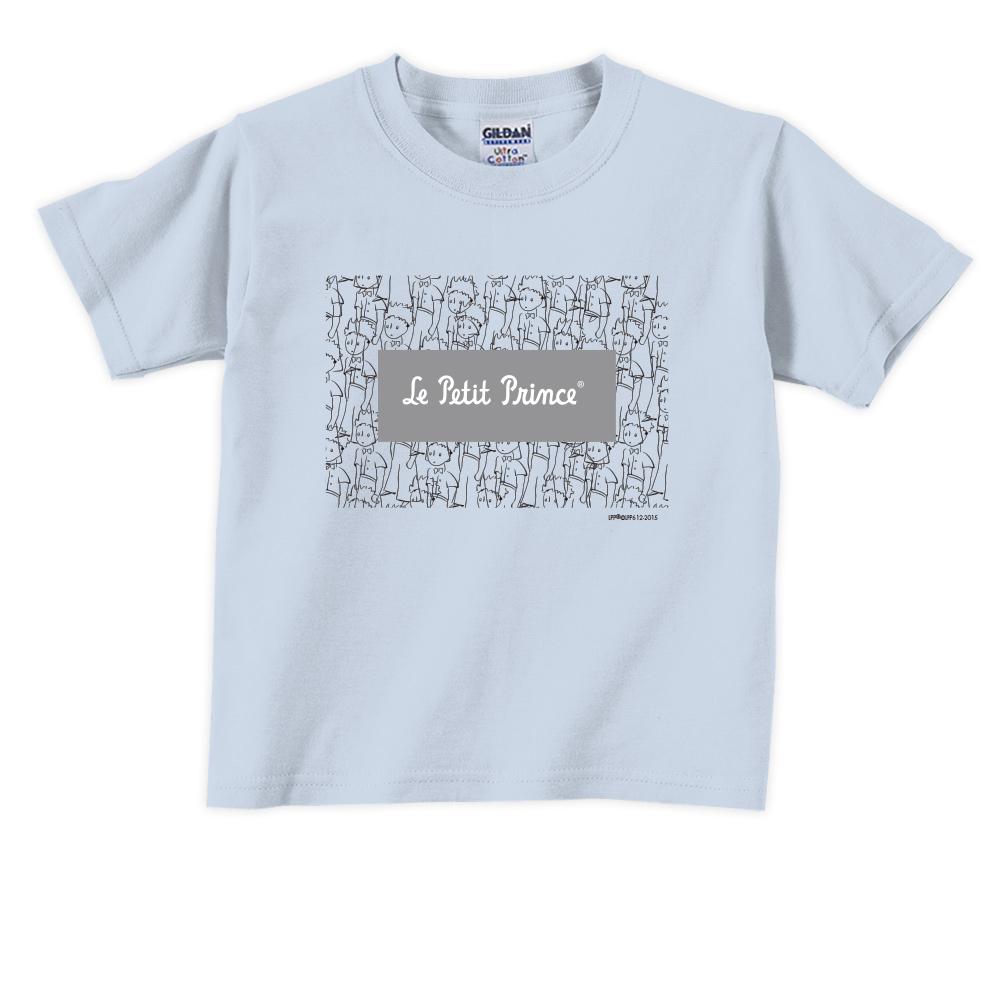 YOSHI850 小王子經典版授權【傻傻的小王子】短袖兒童T-shirt《6色》
