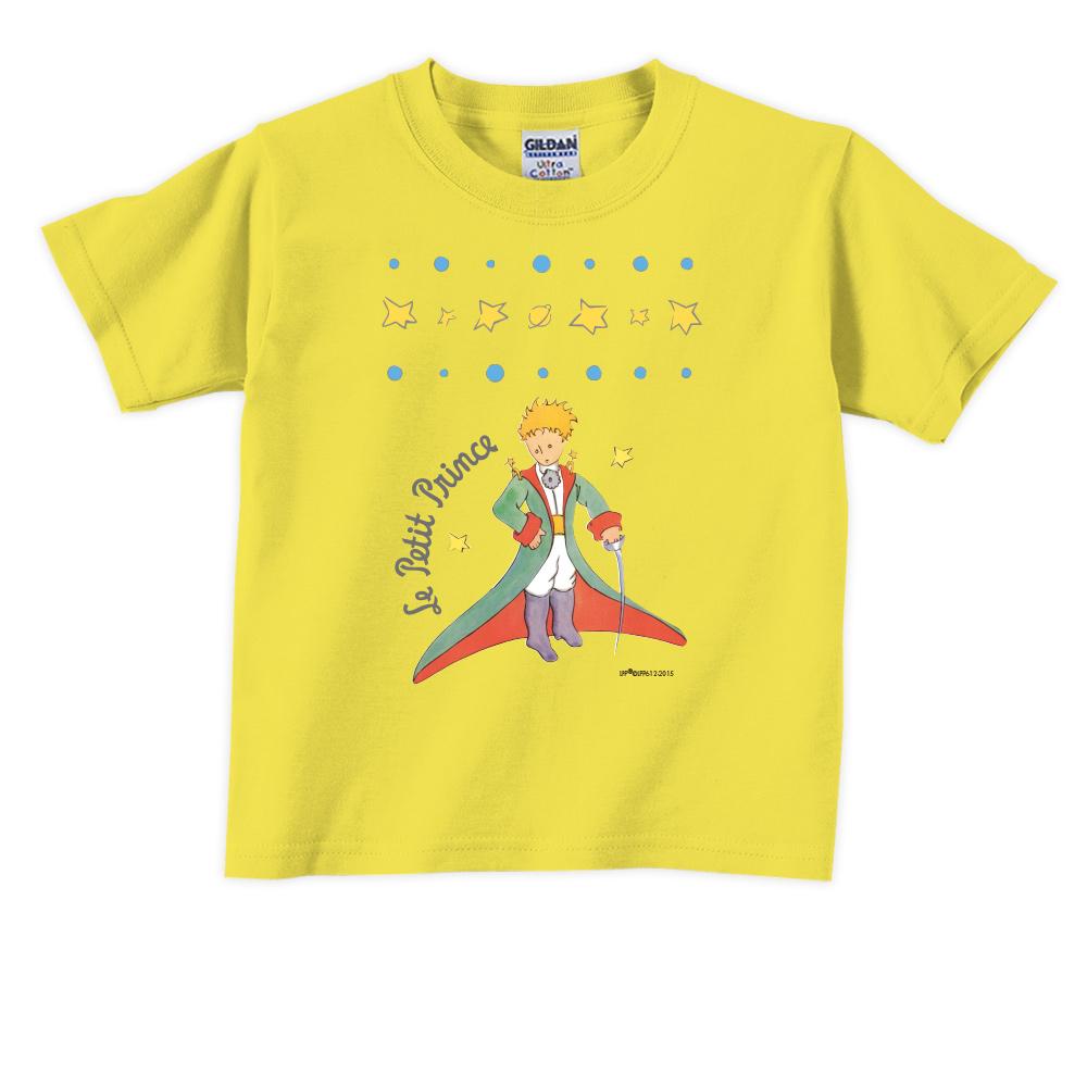 YOSHI850|小王子經典版授權【星星王子】短袖兒童T-shirt《6色》