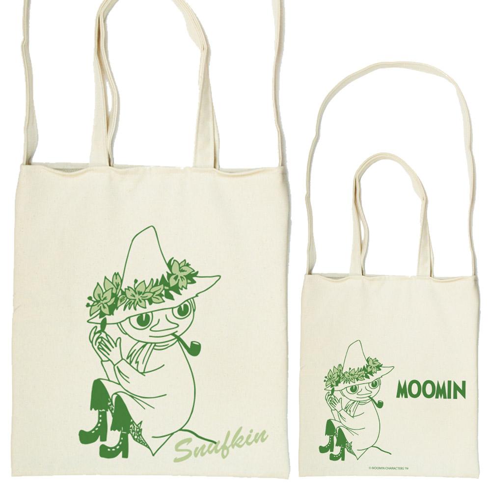 YOSHI850|Moomin嚕嚕米正版授權:斜背包【nufkin】
