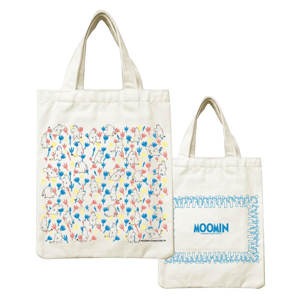 YOSHI850|Moomin嚕嚕米正版授權:小帆布包【Moomin精靈】