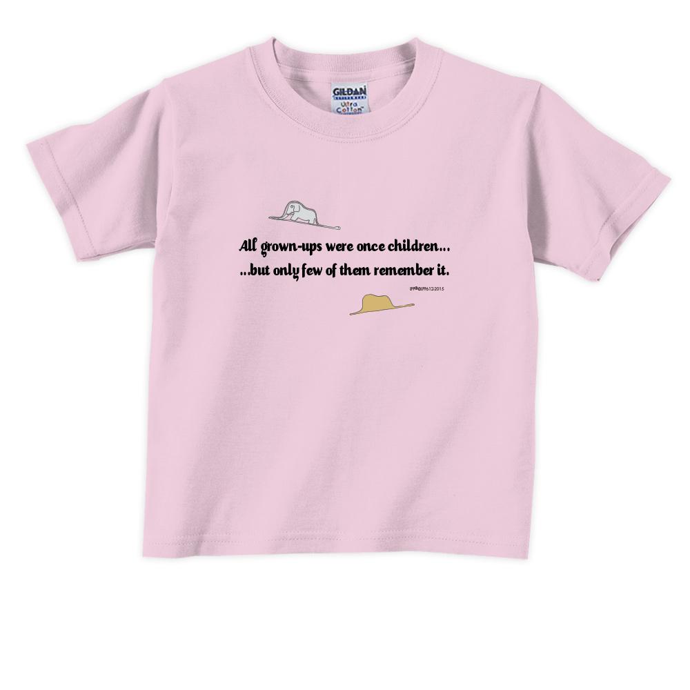 YOSHI850|小王子經典版授權【純真】短袖兒童T-shirt《9色》