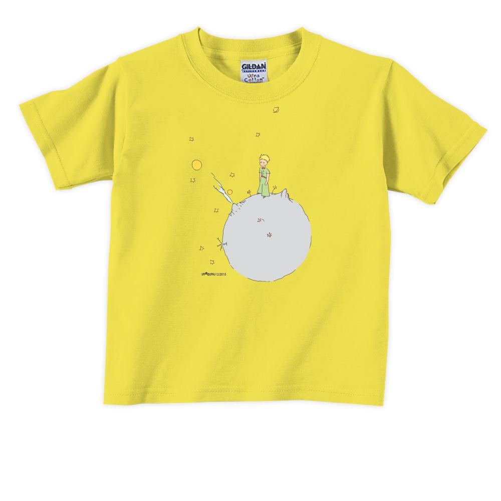 YOSHI850|小王子經典版授權【另一個星球】短袖兒童T-shirt《6色》